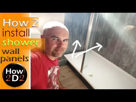 how-to-install-shower-wall-boards-bathroom-panels-fitting-splashback