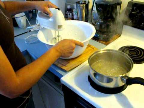 Como Hacer Merengue O Frosting Para Cakes Receta