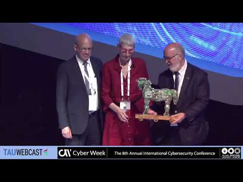 Cyber Defender: Award For Outstanding Contribution To Israel's Cyber Industry