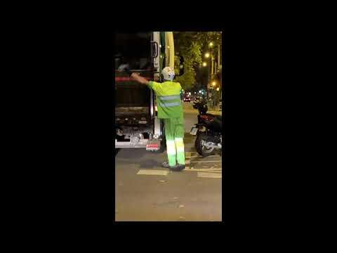 Garbage collection ll Binman- Barcelona
