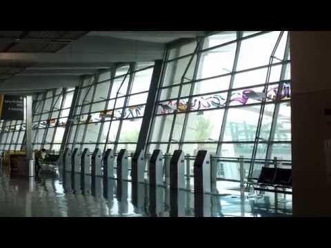 An HD Tour of San Diego International Airport, Terminal 2