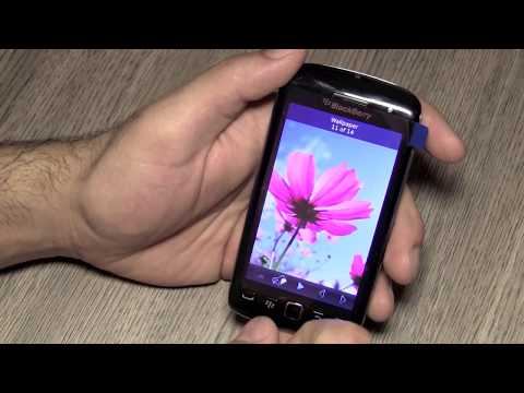 Blackberry Torch 3 9860 Unboxing and Hands on and Comparison - iGyaan.in