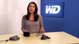 My Passport® AV Portable Media Drives USB 2.0 Overview