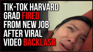Harvard Grad Who Lost Job Over Edgy Video RETURNS With Tearful Video Blaming Trump Supporters