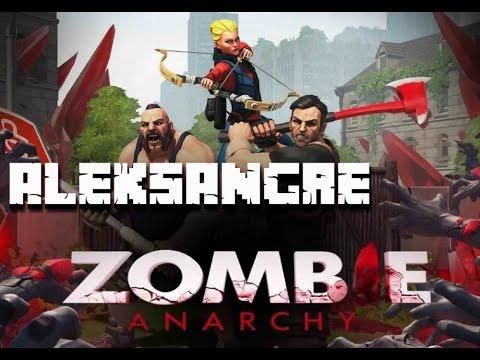 Zombie Anarchy - Maravillosos juego de Zombies - Android en Español HD - Aleksangre