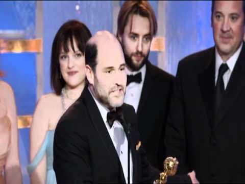 Mad Men Wins Best TV Series Drama  Golden Globes 2010
