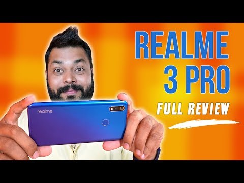 Realme 3 Pro Full Review ⚡Is It Really The Best Midranger??