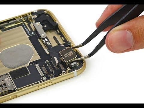 iPhone 6 & 6S iCloud UNLOCK in HARDWARE