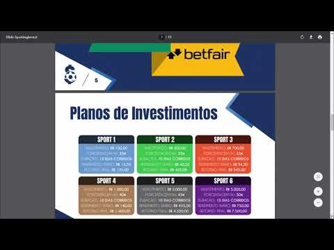SPORTING INVEST SCAM!!! ACABOU SCAM!!! 05/12/2020 11/01/2021
