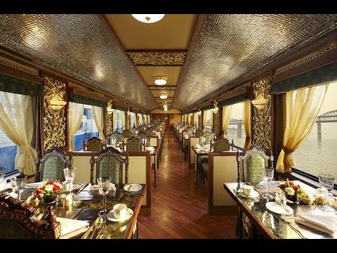 Maharajas' Express Presidential Suite @47400 $ for 8 days Journey
