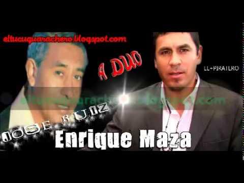 JOSE RUIZ & ENRIQUE MAZA  HERMANO  INEDITO