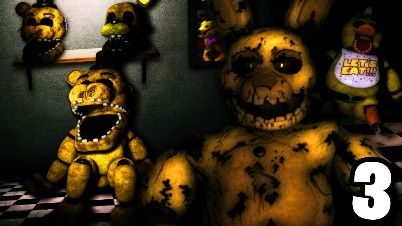 searching-a-forgotten-animatronic-location-we-are-not-alone-dayshift-at-freddy-s-3-part-3