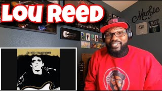 (From The Video Vault) Lou Reed - Walk On The Wild Side | REACTION