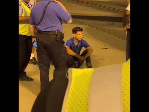 Sarykarmen Rivera  - Joven cubano logra esconderse en compartimiento de equipaje y llega a Miami
