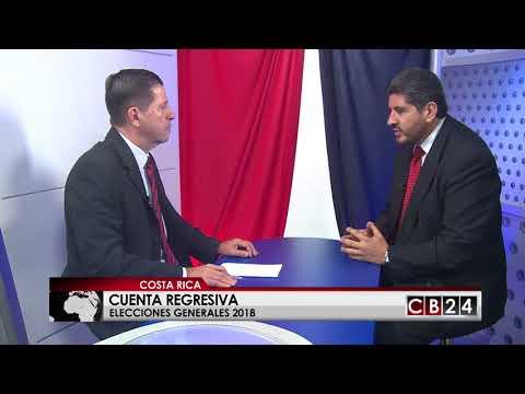 Costa Rica Decide: Otto Vargas, candidato a diputado del Partido Republicano Social Cristiano