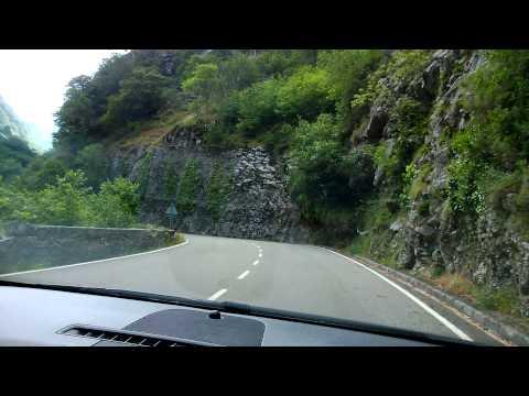 Picos de Europa: Driving