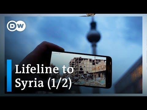 The war on my phone - Lifeline to Syria (1/2) | DW Documentary