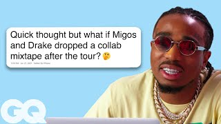 Download Quavo Goes Undercover on Twitter, YouTube, and Reddit | GQ Mp3 and Videos