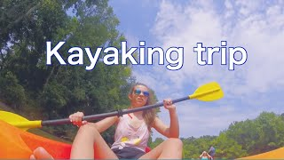 Kayaking trip   Its Syd  
