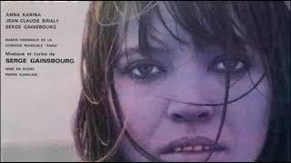 Serge Gainsbourg - Je N'Avais Qu'Un Seul Mot À Lui Dire (France 1967)