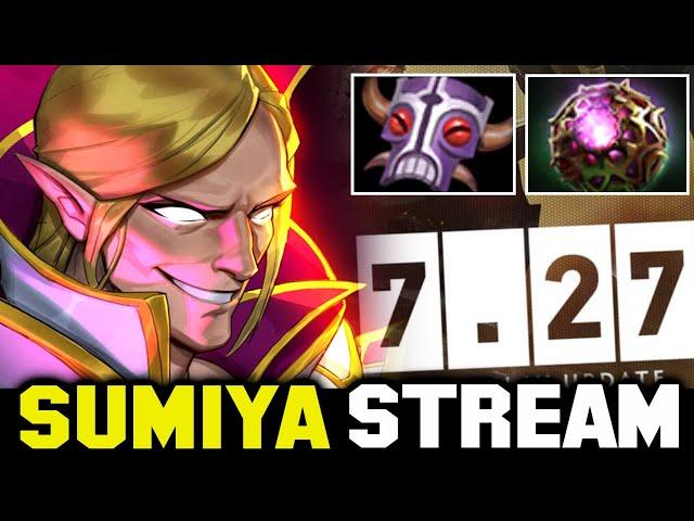7.27 Octarine Core Invoker is the Meta   Sumiya Invoker Stream Moment #1562