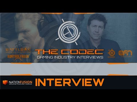 The Codec Jim PiddockMajor Zero  Announcement