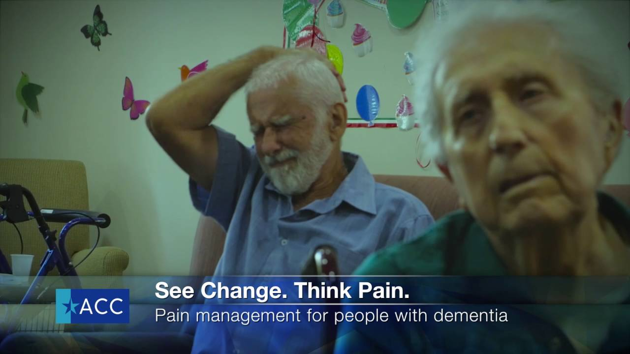 pain management in people with dementia Background there is evidence of under-detection and poor management of pain in patients with dementia, in both long-term and acute care accurate assessment of pain in people with dementia is challenging and pain assessment tools have received considerable attention over the years, with an increasing number of tools made available.