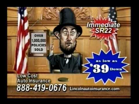 Lincoln Auto Insurance Commercial Youtube