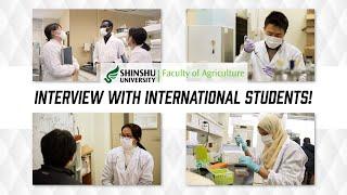 留学生の短編インタビュー動画を公開 New International Student Movie Released