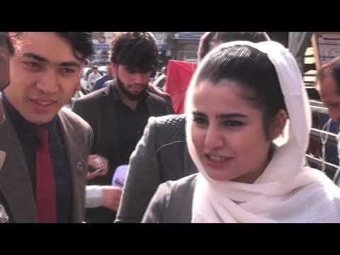 Young Candidates for Afghan Parliament Likely to Change the Country's Politics