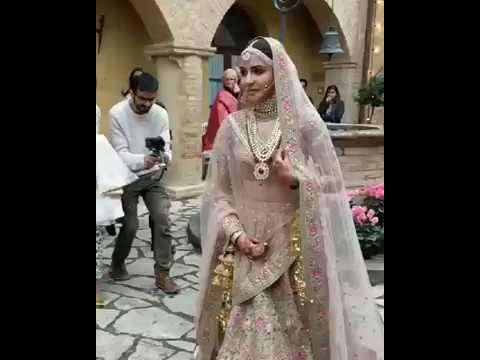 Virat Anushka Wedding: The Wedding Ceremony In Italy