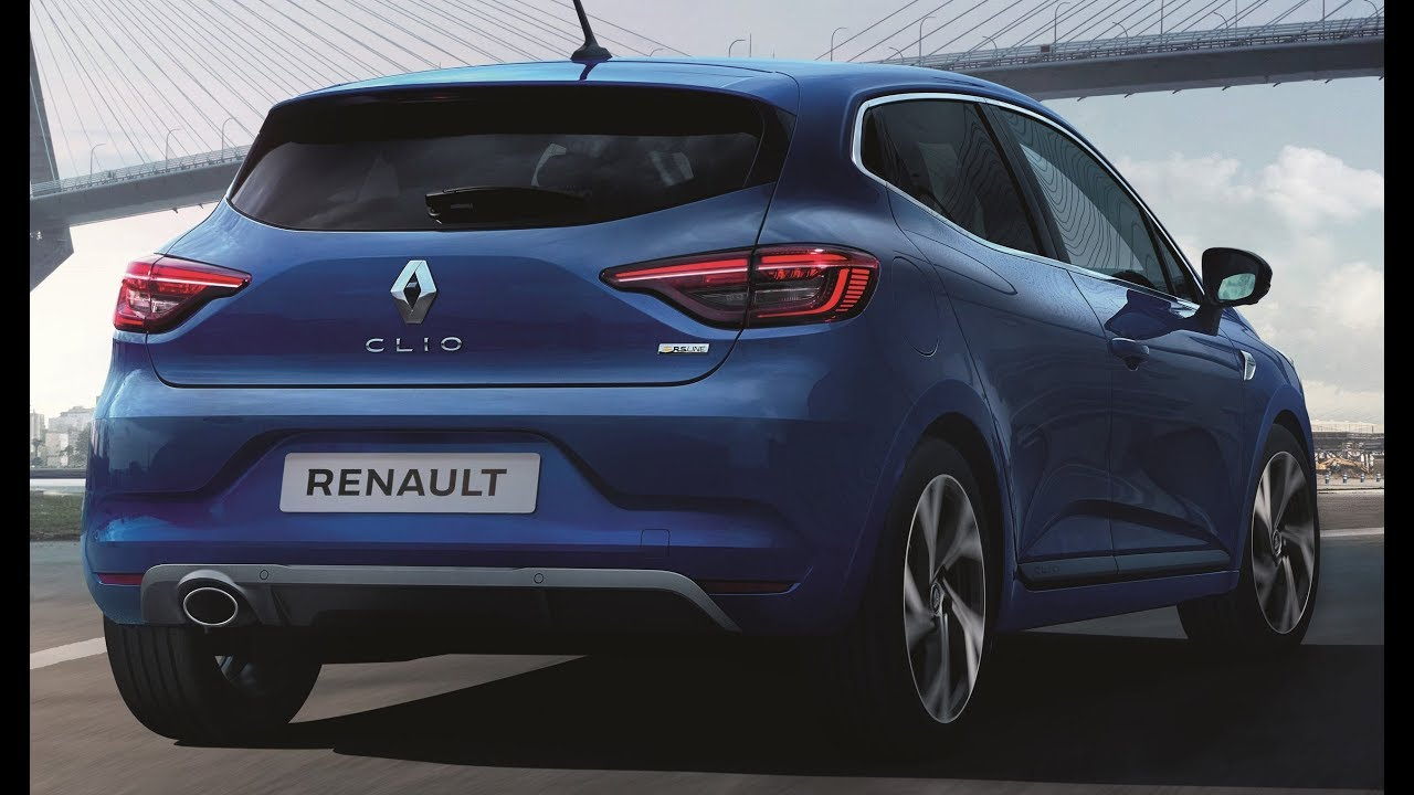 2019 renault clio the most advanced clio yet youtube. Black Bedroom Furniture Sets. Home Design Ideas