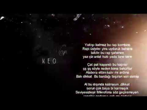 Keo - Bana Ses Ver (Lyric/2016)