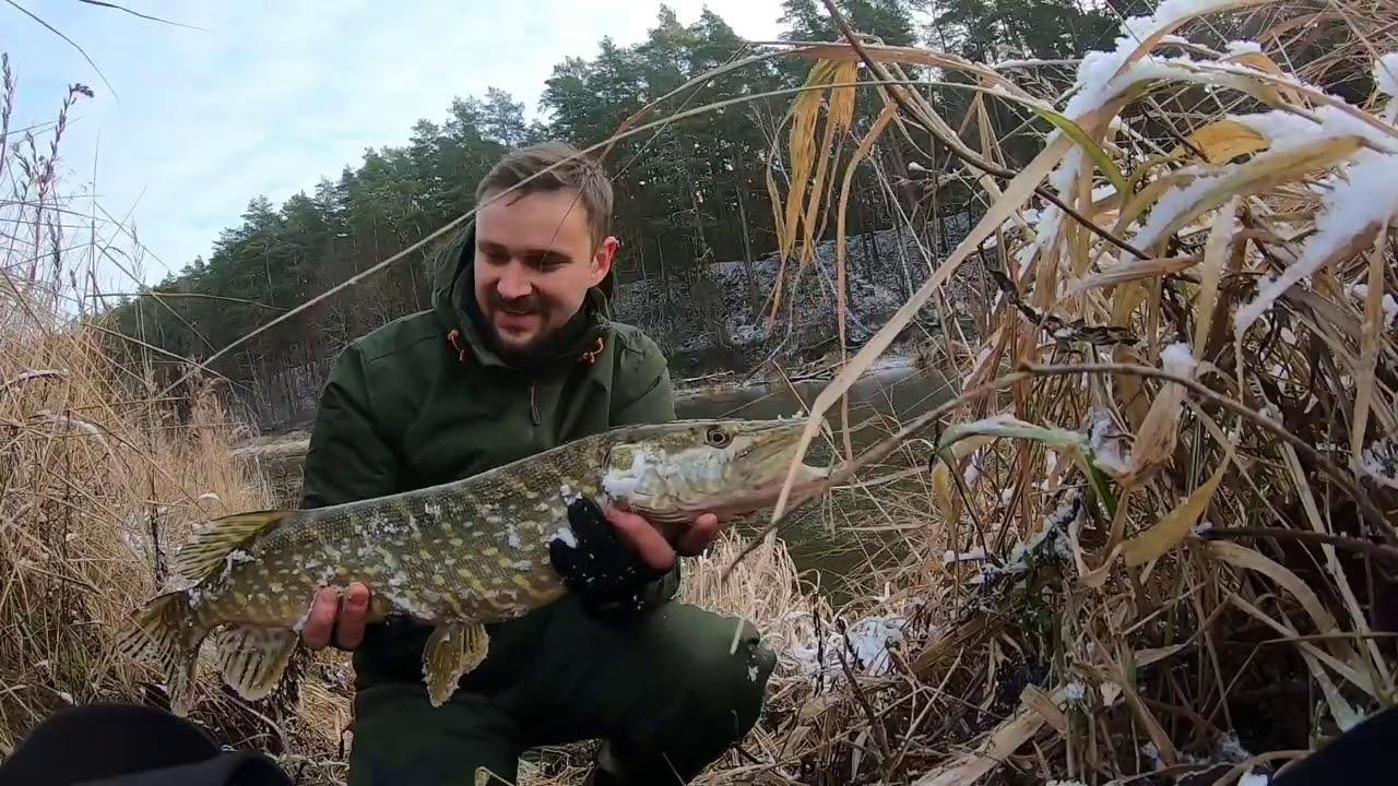 Slakiai ir Lydekos upeje Sventoji   Zvejyba 2021