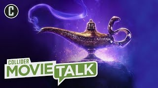 First Aladdin Poster Teases Disney's Live-Action Remake - Movie Talk