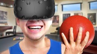 ISSO É O FUTURO! - REC ROOM (HTC Vive)