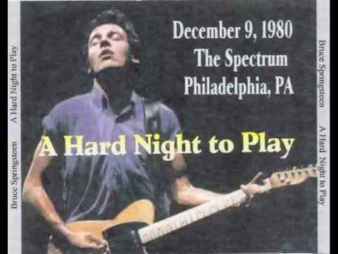 Bruce Springsteen and the E Street Band honor John Lennon the night after his murder.