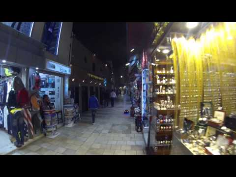 Bar's Main Street of Bodrum with GoPro Hero3 Hd Camera Onboard Traxxas Slash 4wd Rc Car 13/05/2013