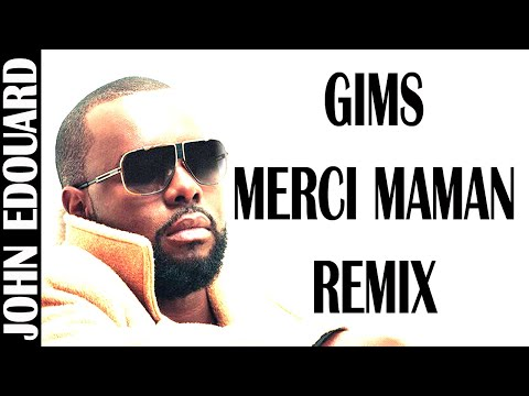 MAÎTRE GIMS - MERCI MAMAN (JOHN EDOUARD REMIX) [AUDIO]