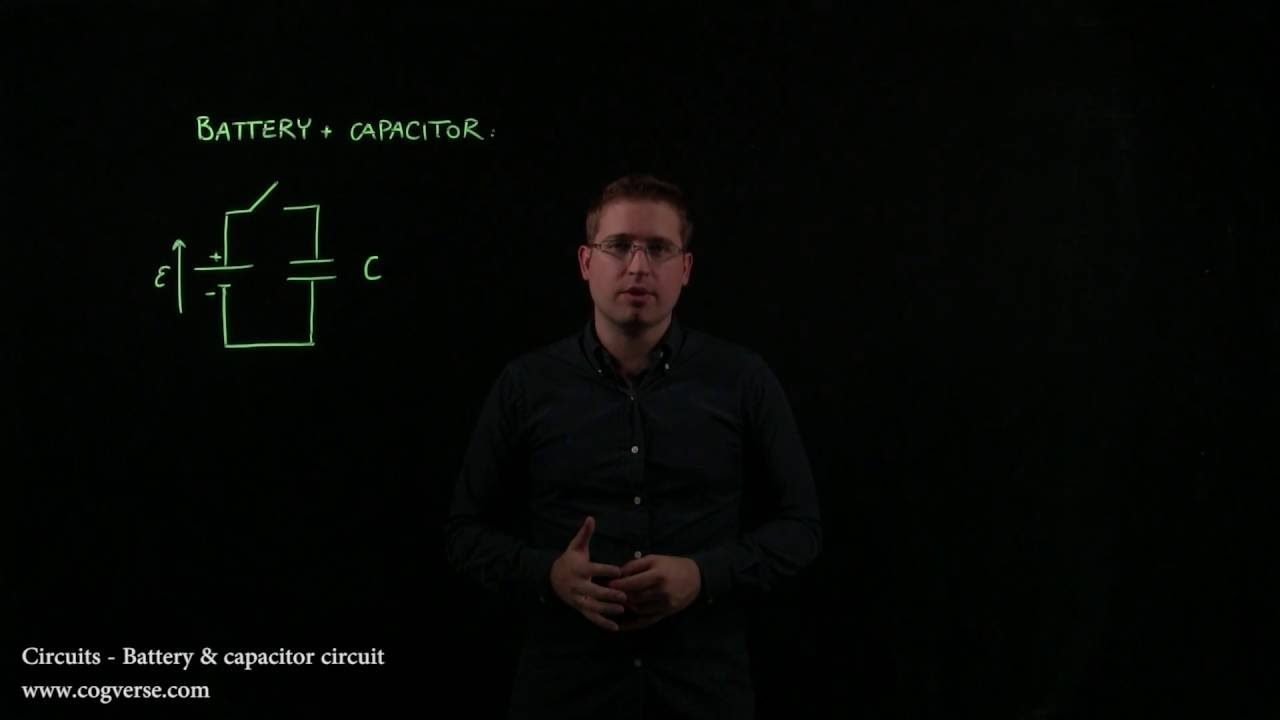 22 Circuits Battery Capacitor Circuit Youtube Capacitorcircuit