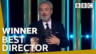 Sam Mendes wins Best Director BAFTA 2020 🏆 - BBC