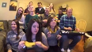 Riptide w/  Classroom Instruments -  Jimmy Fallon