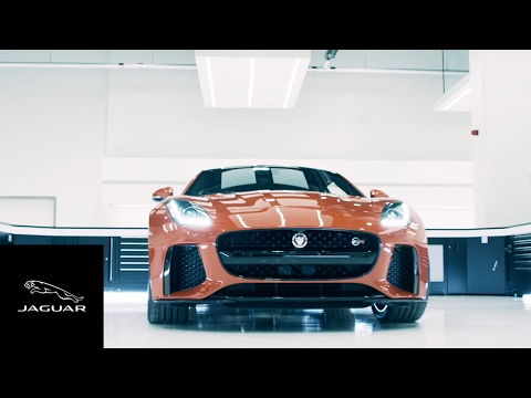 The Jaguar F-Type SVR Sounds Even More Evil than the F-Type R