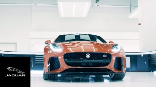 Jaguar | The 200mph F-TYPE SVR thumbnail