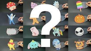 Can You Guess The PANCAKE ART?