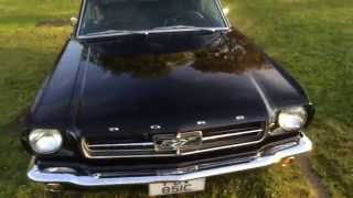 1965 MUSTANG COUPE FOR SALE