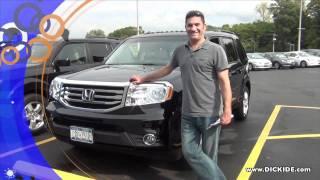 Customer Testimonial : Marc P.   2012 Honda Pilot   Dick Ide Honda, Roche.
