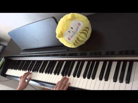 【ピアノ】Kiroro「長い間」Nagai Aida ~A long time~  Kiroroを弾いてみた