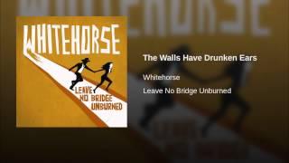 The Walls Have Drunken Ears