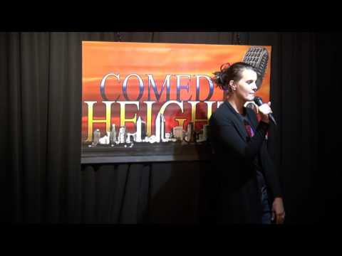 Jennifer Purdie Stand Up Comedy